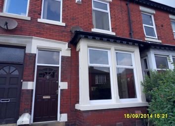 Thumbnail 3 bedroom terraced house to rent in Caunce St, Blackpool