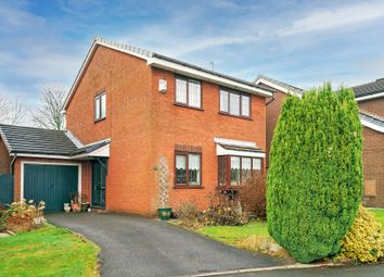 Thumbnail 3 bed detached house for sale in Everleigh Close, Bolton