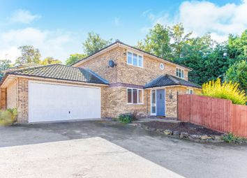 Thumbnail 4 bed detached house for sale in Warwick Close, Raunds, Wellingborough