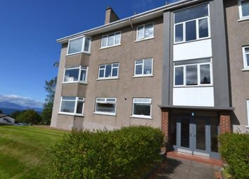 Thumbnail 2 bed flat for sale in Overton Crescent, West Kilbride