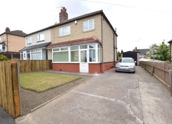 Thumbnail 3 bed semi-detached house for sale in Harrison Crescent, Leeds, West Yorkshire