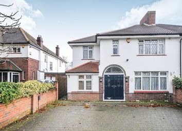 Thumbnail 4 bed terraced house to rent in Avery Hill Road, London