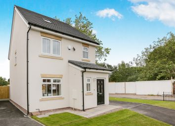 Thumbnail 4 bed semi-detached house for sale in The Ash, Ikon Avenue, Wolverhampton, West Midlands