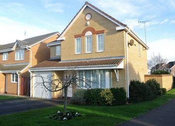 Thumbnail 4 bed detached house for sale in Sudbury Court, Park Farm, Peterborough