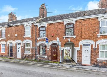 Thumbnail 3 bed terraced house for sale in Hawes Street, Tunstall, Stoke-On-Trent