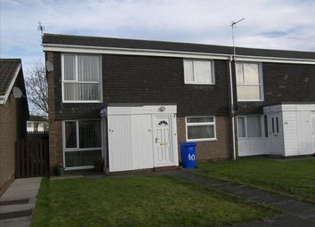 Thumbnail Flat for sale in Windermere Close, Cramlington