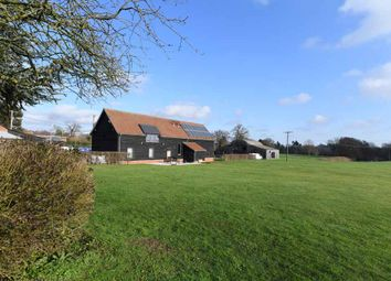 Thumbnail 4 bed detached house for sale in Decoy Farm, Melton