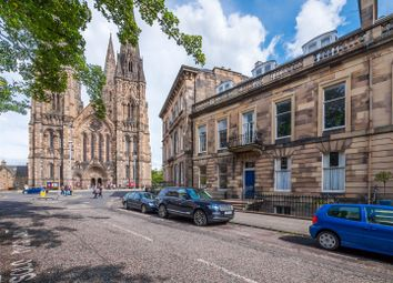 Thumbnail 3 bed flat for sale in Lansdowne Crescent, Edinburgh