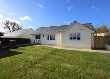 Thumbnail 2 bed detached bungalow for sale in Boyton, Launceston