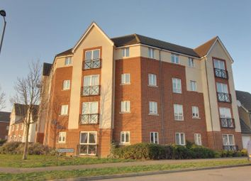 Thumbnail 2 bed flat for sale in Ganymede Close, Ipswich