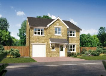 "Thumbnail 5 bedroom detached house for sale in ""Heddon"" at Hunter Street, Auchterarder"
