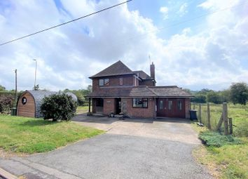 Thumbnail 3 bed detached house for sale in Limby Hall Lane, Swannington, Coalville