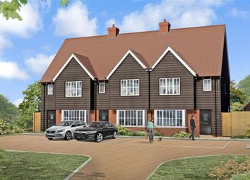 3 bed terraced house for sale in Nightingale Drive, Evabourne, Wouldham, Rochester, Kent ME1