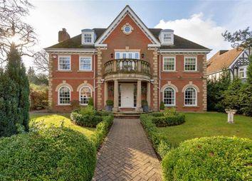 Thumbnail 6 bed detached house for sale in Park Drive, Little Aston Park, Sutton Coldfield