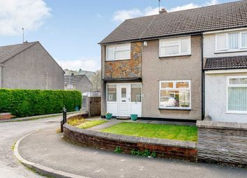 Thumbnail 3 bed end terrace house for sale in Darent Road, Bettws, Newport