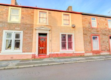 Thumbnail 4 bed terraced house for sale in Port Street, Annan