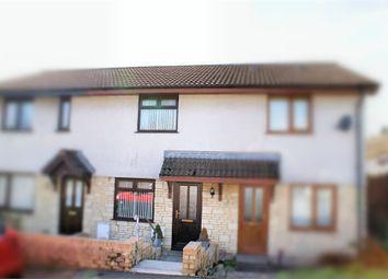 Thumbnail 2 bedroom terraced house for sale in Oak Hill Park, Skewen, Neath, West Glamorgan