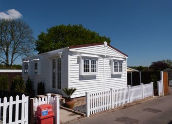 Thumbnail 1 bed mobile/park home for sale in The Elms, Loughton