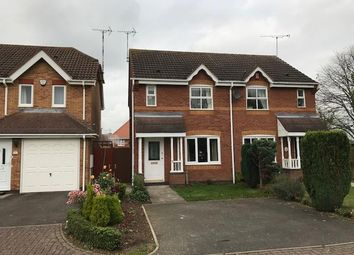 Thumbnail 2 bed property to rent in Landseer Drive, Hinckley