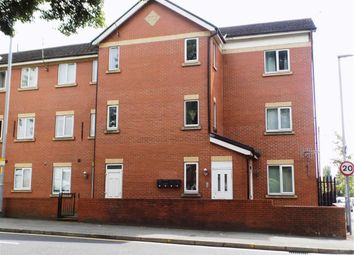 Thumbnail 2 bedroom flat for sale in Hyde Road, Gorton, Manchester