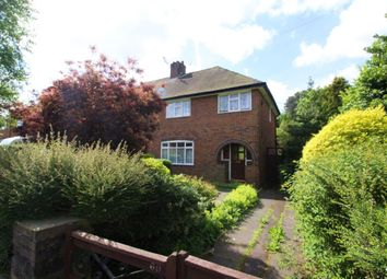 Thumbnail 3 bed semi-detached house for sale in Edinburgh Road, Congleton