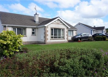 Thumbnail 4 bed detached bungalow for sale in Somerset Park, Coleraine