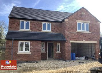 Thumbnail 5 bed detached house for sale in Manor Road, Folksworth, Peterborough