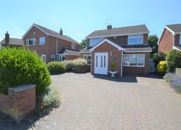 Thumbnail 4 bed detached house for sale in Deans Way, Higher Kinnerton, Chester