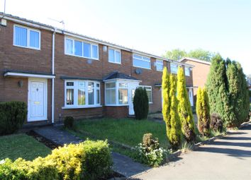Thumbnail 3 bed terraced house to rent in Knightside Walk, Chapel House, Newcastle Upon Tyne
