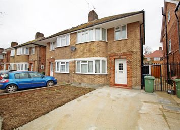 Thumbnail 3 bedroom semi-detached house to rent in Wychwood Close, Edgware
