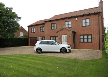 Thumbnail 4 bed detached house for sale in Norwich Road, Shouldham, King's Lynn