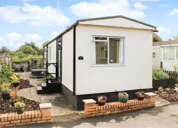 Thumbnail 2 bed mobile/park home for sale in Paddock Park, New Bristol Road, Weston-Super-Mare, North Somerset.