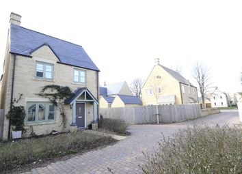 Thumbnail 4 bed detached house for sale in Hercules Close, Upper Rissington