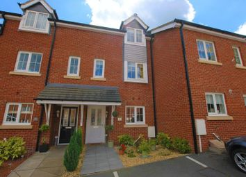 Thumbnail 4 bed terraced house for sale in Chamberlain Close, Uttoxeter