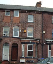Thumbnail 4 bedroom duplex to rent in Egerton Road, Fallowfield, Manchester