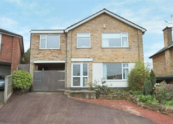 Thumbnail 5 bedroom detached house for sale in Lambourne Gardens, Woodthorpe, Nottingham