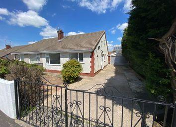 Thumbnail 2 bed semi-detached house for sale in Heol Y Coed, Beddau, Pontypridd