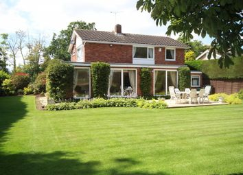 Thumbnail 4 bed detached house for sale in Townfield Lane, Chester, Cheshire