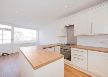 Thumbnail 2 bed flat to rent in Dalling Road, London