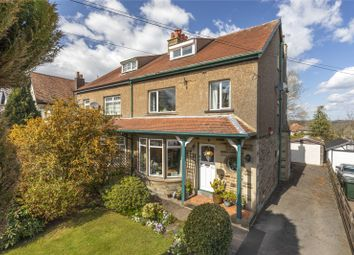 Thumbnail 4 bed semi-detached house for sale in Haworth Road, Bradford