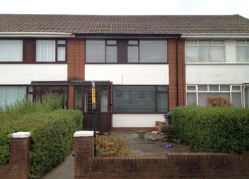 Thumbnail 3 bed terraced house to rent in Warley Road, Blackpool, Lancashire