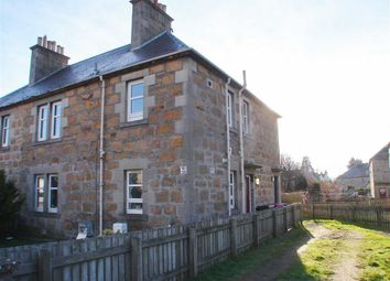 Thumbnail 2 bed flat for sale in Kingsmills, Elgin