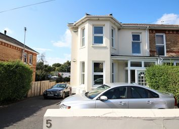 Thumbnail 2 bed flat for sale in St Clements Road, Bournemouth