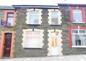 Thumbnail 3 bed terraced house for sale in Bryngwyn Street, Porth