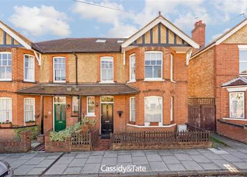 Thumbnail 5 bed semi-detached house for sale in Brampton Road, St Albans, Hertfordshire