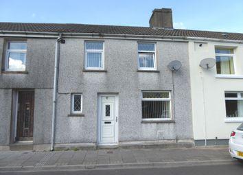 Thumbnail 2 bed terraced house for sale in Nant Y Moel Row, Nantymoel, Bridgend.