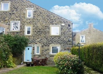 Thumbnail 2 bed end terrace house for sale in Balk Lane, Upper Cumberworth, Huddersfield, Yorkshire