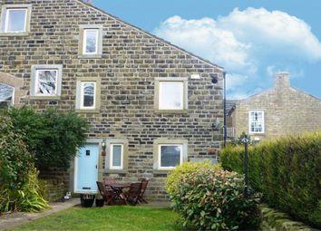 Thumbnail 2 bedroom end terrace house for sale in Balk Lane, Upper Cumberworth, Huddersfield, Yorkshire