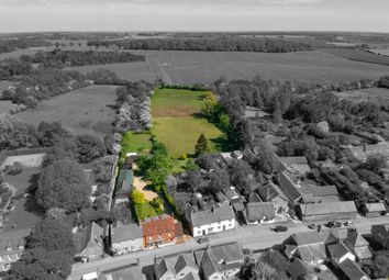 Thumbnail 4 bed equestrian property for sale in High Street, Barkway, Royston