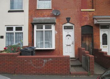 Thumbnail 3 bed terraced house for sale in Anderton Road, Sparkbrook, Birmingham